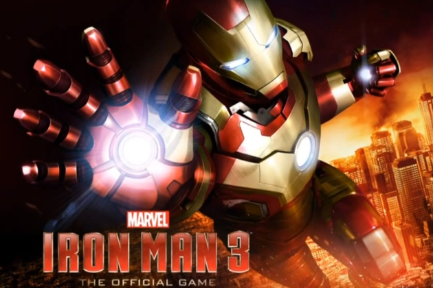 Iron man 3 game for android iPhone