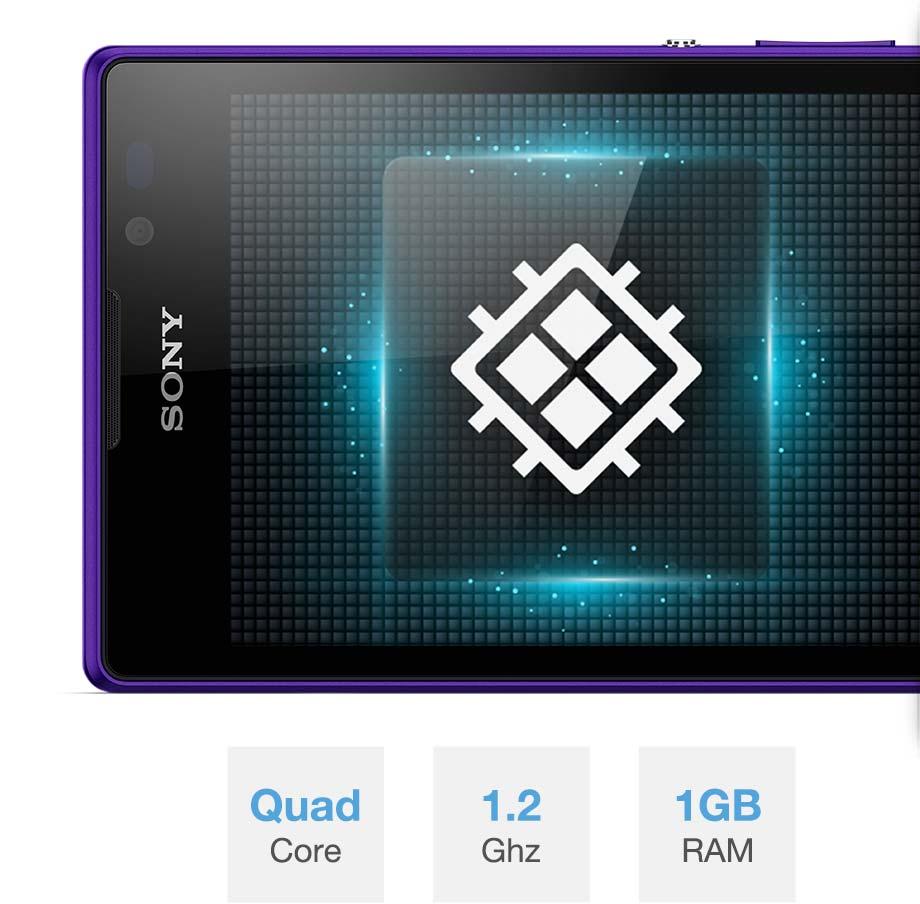 Sony Xperia C Processor