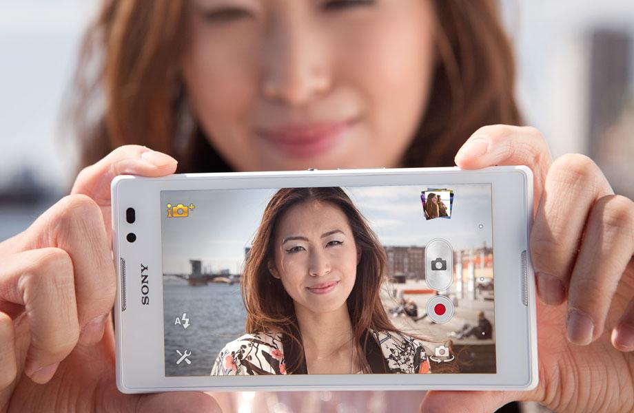 Sony Xperia C Camera