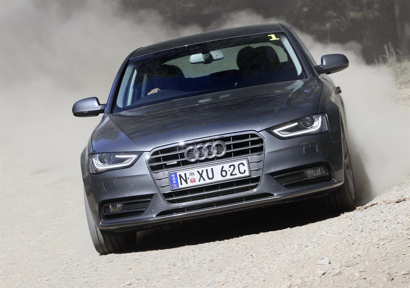 Audi-car