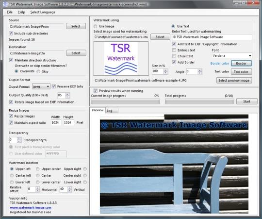tsr-watermark-pro