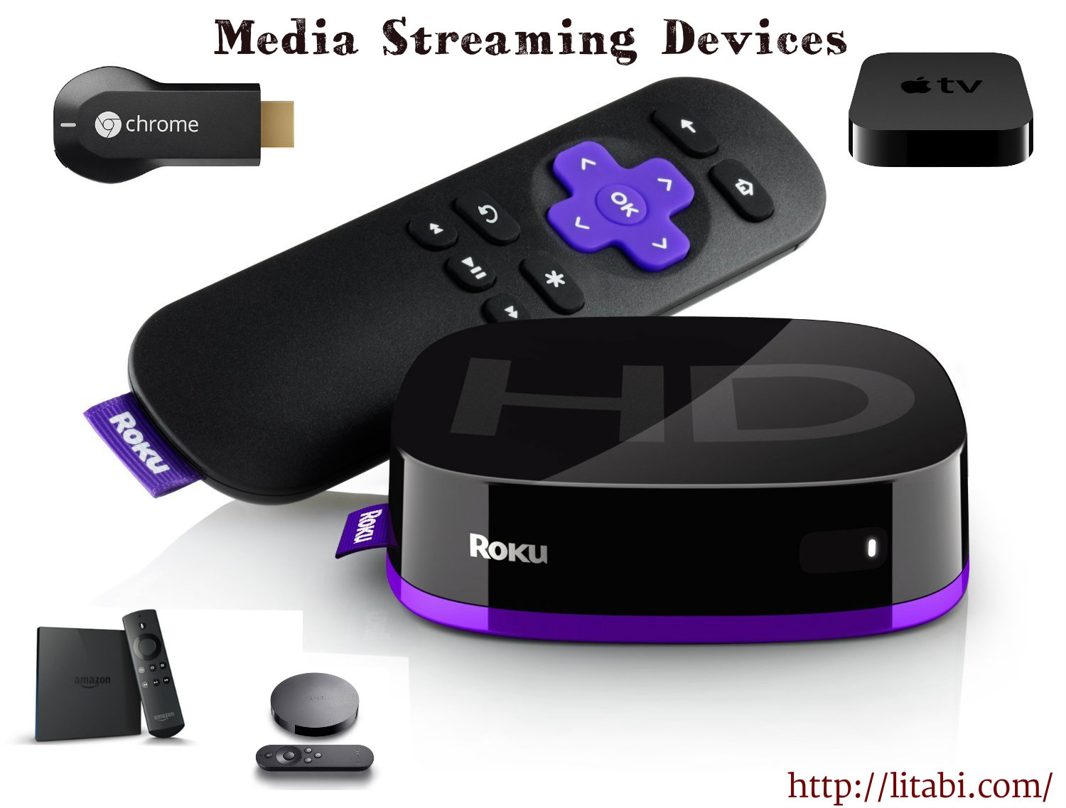 media-streaming-devices