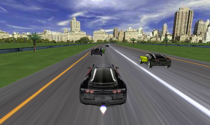 play online games car