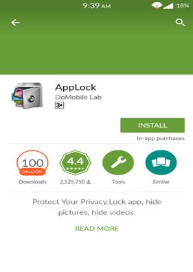 Applock The Best Lock For Apps To Protect Your Data