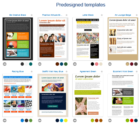 Getresponse or constant contact which is best email marketing tool getresponse templates pronofoot35fo Images