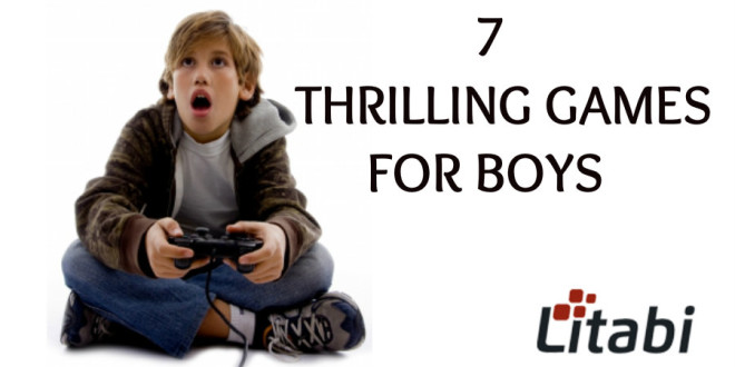 cool boy games to play