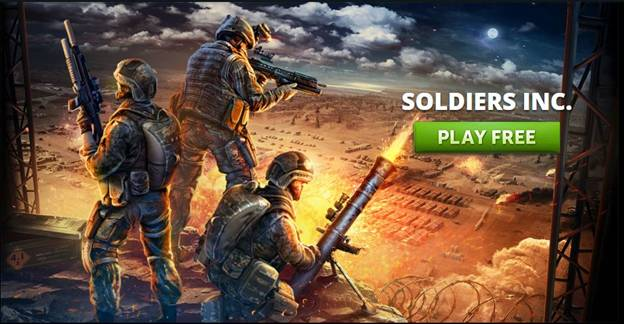 Soldier games free