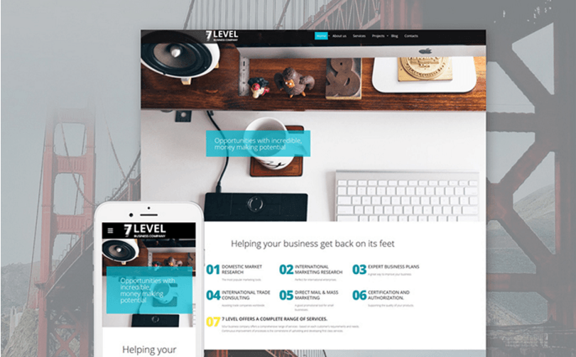 business-firm-site-template