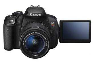which is the best canon camera with flip screen for vloggers?