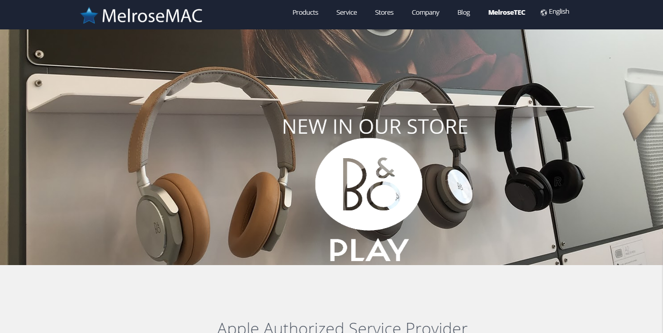 MelroseMac–apple-authorized-store