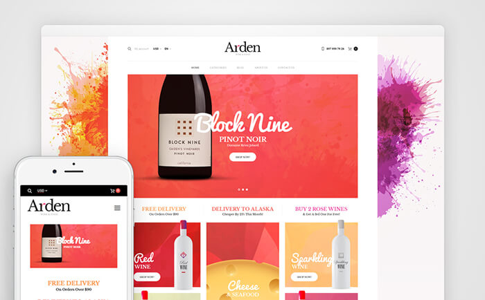 theme-for-ecommerce-site