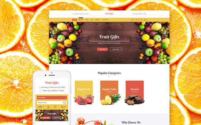 fruit-shop-theme