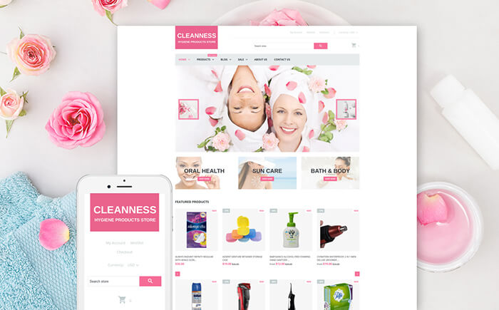 beauty-products-online-shop-theme