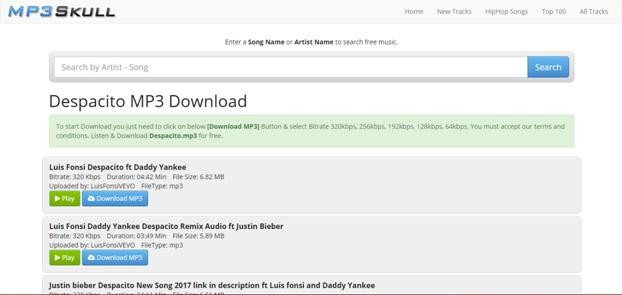 free download despacito mp3 320 kbps