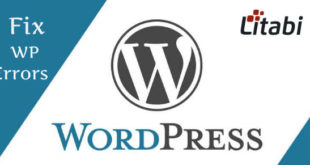 Fix WordPress Errors